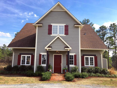 Southern Pines Farm For Sale: 496 Yadkin Run Lane
