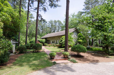 Moore County Single Family Home For Sale: 311 Clearwater Creek Lane