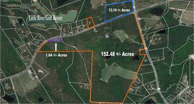 Carthage Residential Lots & Land For Sale: 1091 McCaskill Road