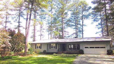 Whispering Pines Single Family Home Active/Contingent: 106 S Lakeshore Drive