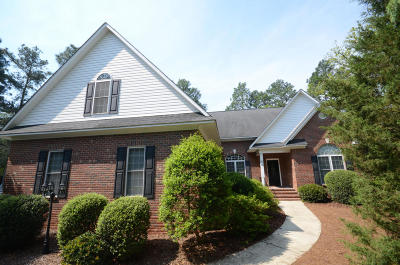 Unit 8 Single Family Home For Sale: 1010 Morganton Road