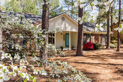 Southern Pines Single Family Home For Sale: 340 Stoneyfield Drive