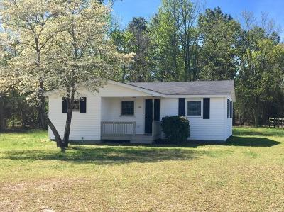 Vass Single Family Home Active/Contingent: 128 Youngs Road