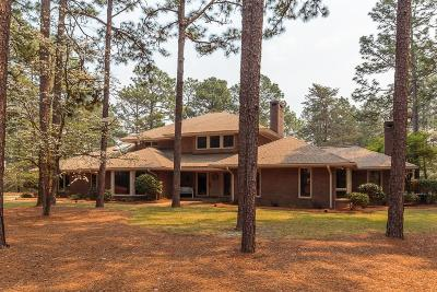 Pinehurst Single Family Home For Sale: 10 James River Place