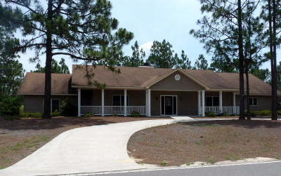 Pinehurst No. 6 Single Family Home For Sale: 96 Deerwood Lane