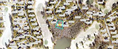Pinehurst NC Residential Lots & Land Active/Contingent: $50,000