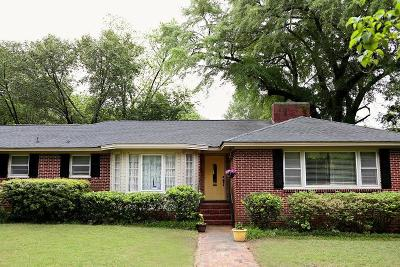 Downtown Single Family Home Active/Contingent: 495 S Ridge Street