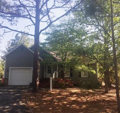 Moore County Rental For Rent: 80 N Surry Circle