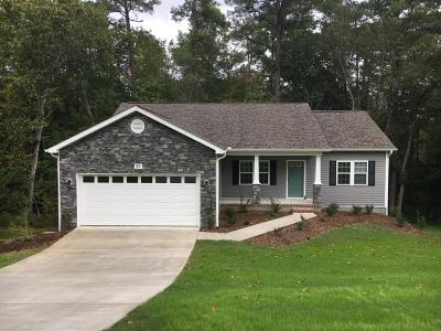 Pinehurst Single Family Home For Sale: 55 Bridle Path Circle
