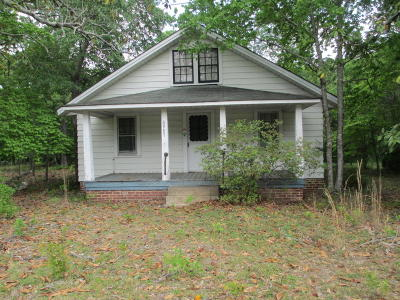 West End Single Family Home For Sale: 6987 Nc Hwy 211
