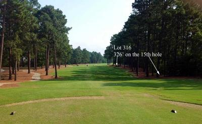 Pinehurst NC Residential Lots & Land Sold: $85,000