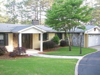 Whispering Pines Single Family Home Active/Contingent: 1 Piney Point