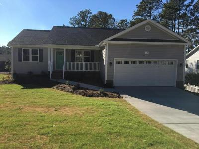 Pinehurst Single Family Home For Sale: 17 W Sawmill