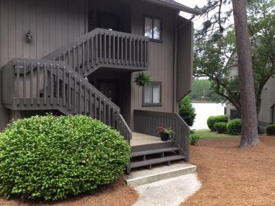 Moore County Condo/Townhouse Active/Contingent: 250 Sugar Gum Lane #149