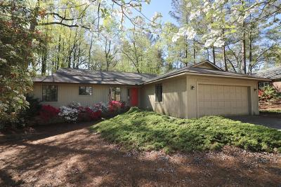 Pinehurst, Raleigh, Southern Pines Single Family Home Sold: 20 Pine Valley Road