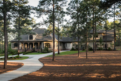 Southern Pines Single Family Home For Sale: 405 Pine Barrens Vista