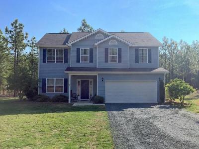West End NC Single Family Home For Sale: $197,000