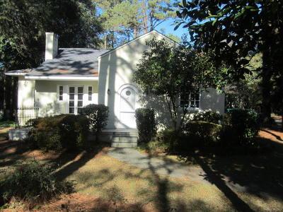 Pinehurst Rental For Rent: 45 Everette Road