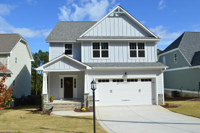 Southern Pines Single Family Home For Sale: 203 Crestview Rd