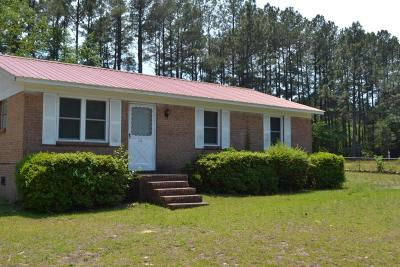 Aberdeen Single Family Home Active/Contingent: 356 Heflin Road