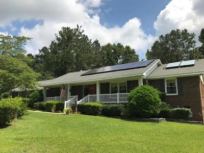Southern Pines Single Family Home Active/Contingent: 911 N Glenwood Trail