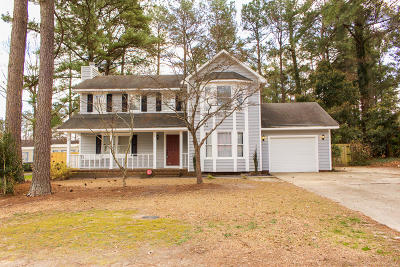 Cumberland County Single Family Home Active/Contingent: 5827 Hibernia Drive
