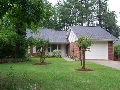 Pinehurst NC Single Family Home Sold: $180,000