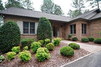 Whispering Pines Single Family Home For Sale: 5 Pine Ridge Drive