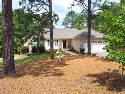 Moore County Single Family Home For Sale: 172 Morris Drive