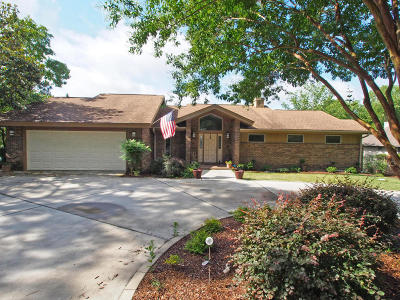 Single Family Home For Sale: 459 Longleaf Drive