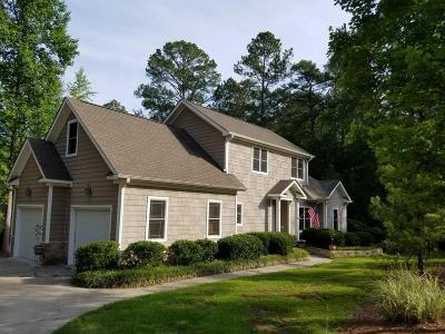 Pinehurst No. 6 Single Family Home For Sale: 3 Canterbury Circle