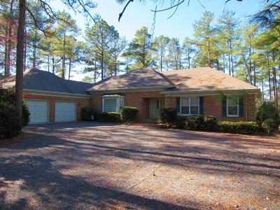Foxfire Single Family Home Active/Contingent: 23 Deer Track Road