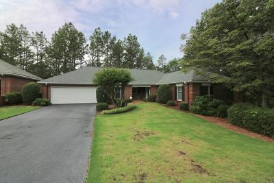 Southern Pines NC Condo/Townhouse For Sale: $301,000
