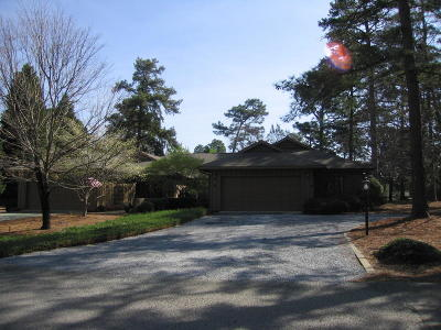 Pinehurst NC Condo/Townhouse For Sale: $242,500