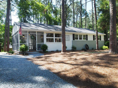 Southern Pines Single Family Home Active/Contingent: 403 Crestview Road
