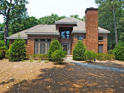 Pinehurst, Southern Pines Single Family Home For Sale: 45 Ferguson Road