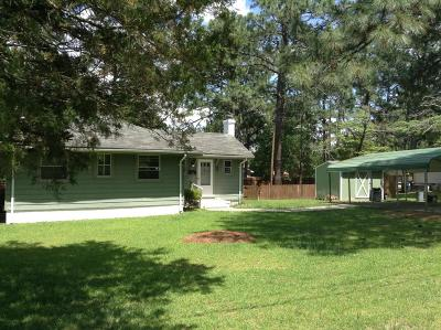 Southern Pines Single Family Home For Sale: 225 E Ohio Avenue