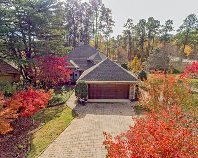 Southern Pines Single Family Home Active/Contingent: 102 Preakness Court