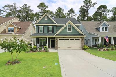 Legacy Lakes Single Family Home Active/Contingent: 135 Warren Lake Road