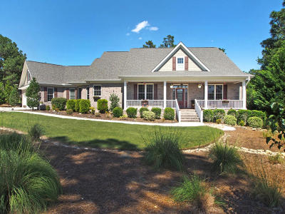 Pinehurst NC Single Family Home Active/Contingent: $448,000