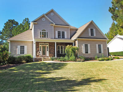 West End NC Single Family Home For Sale: $325,000