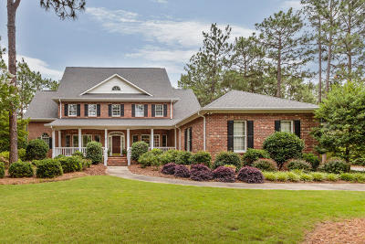 Pinehurst, Southern Pines Single Family Home For Sale: 200 Woodland Drive