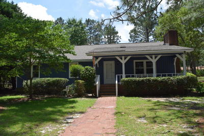West End Single Family Home Active/Contingent: 112 Dogwood Lane