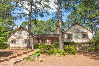 Pinehurst Single Family Home Active/Contingent: 4 Belair Court