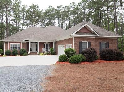 Pinehurst NC Single Family Home For Sale: $439,900