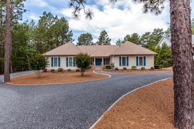 West End Single Family Home Active/Contingent: 252 Longleaf Drive