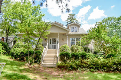 Southern Pines Single Family Home For Sale: 555 N Ashe Street
