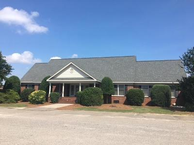 Moore County Commercial For Sale: 135 N Trade Street