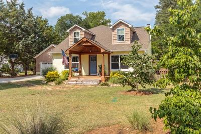 Moore County Single Family Home Active/Contingent: 10 Medlin Road