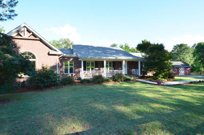 Moore County Farm For Sale: 358 Yadkin Run Lane
